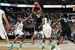 01 APRIL 2012:  Nnemkadi Ogwumike (30) of Stanford University putts up a shot against Baylor University during the Division I Women's Final Four semifinals at the Pepsi Center in Denver, CO.  Baylor defeated Stanford 59-47 to advance to the championship final.  Jamie Schwaberow/NCAA Photos