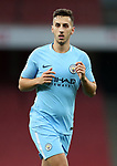 Manchester City's Charlie Oliver in action during the premier league 2 match at the Emirates Stadium, London. Picture date 21st August 2017. Picture credit should read: David Klein/Sportimage