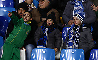6th January 2020; Stadio San Paolo, Naples, Campania, Italy; Serie A Football, Napoli versus Inter Milan; supporters of Napoli  - Editorial Use