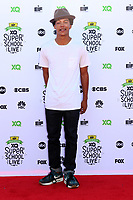 LOS ANGELES - SEP 8:  Casey Motley at the EIF Presents: XQ Super School Live at the Barker Hanger on September 8, 2017 in Santa Monica, CA