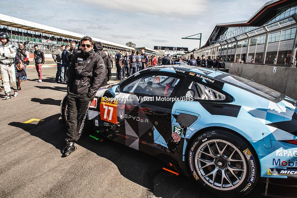 Patrick Dempsey Racing Driver Virtual Motorpix