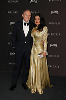 Francois-Henri Pinault, Salma Hayek Pinault attends 2018 LACMA Art + Film Gala at LACMA on November 3, 2018 in Los Angeles, California.    <br /> CAP/MPI/IS<br /> &copy;IS/MPI/Capital Pictures