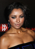 BEVERLY HILLS, CA, USA - MAY 20: Kat Graham at the 39th Annual Gracie Awards held at The Beverly Hilton Hotel on May 20, 2014 in Beverly Hills, California. (Photo by Xavier Collin/Celebrity Monitor)