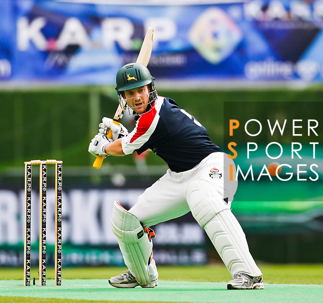 XXX in action during day two of the Karp Group Hong Kong Cricket Sixes at the Kowloon Cricket Club on October 29, 2011 in Hong Kong. Photo by © Victor Fraile / The Power of Sport Images for HKCA