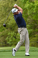 Graeme McDowell (NIR) watches his tee shot on 10 during round 4 of the 2019 PGA Championship, Bethpage Black Golf Course, New York, New York,  USA. 5/19/2019.<br /> Picture: Golffile | Ken Murray<br /> <br /> <br /> All photo usage must carry mandatory copyright credit (© Golffile | Ken Murray)