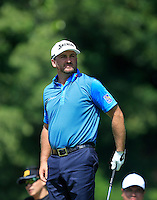 Greame McDowell (NIR) on the 7th tee during Round 3 of the Maybank Malaysian Open at the Kuala Lumpur Golf & Country Club on Saturday 7th February 2015.<br /> Picture:  Thos Caffrey / www.golffile.ie