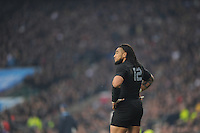 Ma'a Nonu of New Zealand looks on during the Semi Final of the Rugby World Cup 2015 between South Africa and New Zealand - 24/10/2015 - Twickenham Stadium, London<br /> Mandatory Credit: Rob Munro/Stewart Communications
