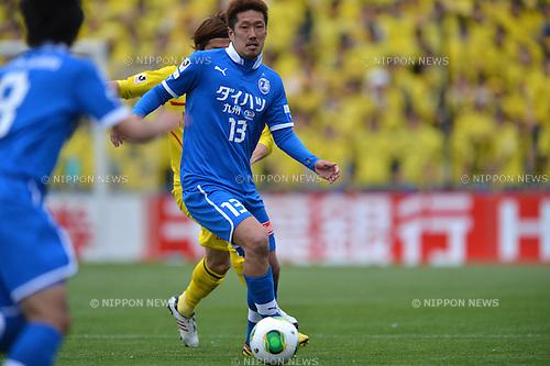 Daiki Takamatsu (Trinita),.MARCH 30, 2013 - Football / Soccer : 2013 J.League Division 1,st Sec between Kashiwa Reysol 3-1 Oita Trinita at Hitachi Kashiwa Stadium, Chiba, Japan. (Photo by Jun Tsukida/AFLO SPORT).