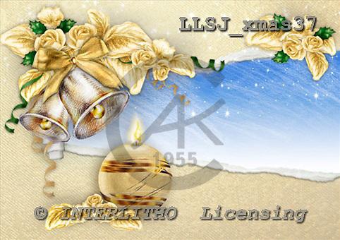Sinead, CHRISTMAS SYMBOLS, paintings, LLSJXMAS37,#xx#