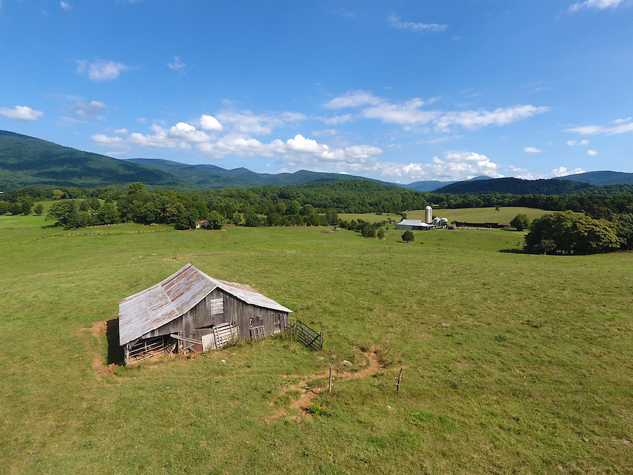 Rural Madison County, Virginia. Photo/Andrew Shurtleff
