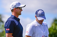 Adam Scott (AUS) after his birdie on 6 during round 1 of the Honda Classic, PGA National, Palm Beach Gardens, West Palm Beach, Florida, USA. 2/23/2017.<br /> Picture: Golffile | Ken Murray<br /> <br /> <br /> All photo usage must carry mandatory copyright credit (&copy; Golffile | Ken Murray)