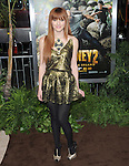 Bella Thorne at Warner Bros. L.A. Premiere of JOURNEY 2 The Mysterious Island held at The Grauman's Chinese Theatre in Hollywood, California on February 02,2012                                                                               © 2012 Hollywood Press Agency