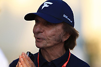 29th November 2019; Yas Marina Circuit, Abu Dhabi, United Arab Emirates; Formula 1 Abu Dhabi Grand Prix, practice day; Emerson Fittipaldi - Editorial Use