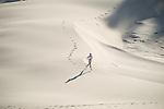 Running on ridgeline