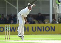 30/05/2002.Sport -Cricket - 2nd NPower Test -First Day.England vs Sri Lanka.Andy Caddick [Mandatory Credit Peter Spurrier:Intersport Images]
