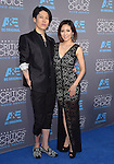 Takamasa Ishihara and Melody Ishihara<br />  attends The 20th ANNUAL CRITICS&rsquo; CHOICE AWARDS held at The Hollywood Palladium Theater  in Hollywood, California on January 15,2015                                                                               &copy; 2015 Hollywood Press Agency