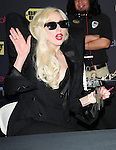 Lady Gaga makes an appearance in support of her new cd The Fame Monster! and also for Heartbeats by Lady Gaga headphones. The appearance took place at Best Buy in Los Angeles, California on November 23,2009                                                                   Copyright 2009 DVS / RockinExposures