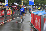 Marcel Kittel (GER) Quick-Step Floors in action during Stage 1, a 14km individual time trial around Dusseldorf, of the 104th edition of the Tour de France 2017, Dusseldorf, Germany. 1st July 2017.<br /> Picture: Eoin Clarke | Cyclefile<br /> <br /> <br /> All photos usage must carry mandatory copyright credit (&copy; Cyclefile | Eoin Clarke)