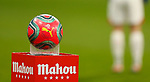 Official ball during La Liga match. Oct 26, 2019. (ALTERPHOTOS/Manu R.B.)