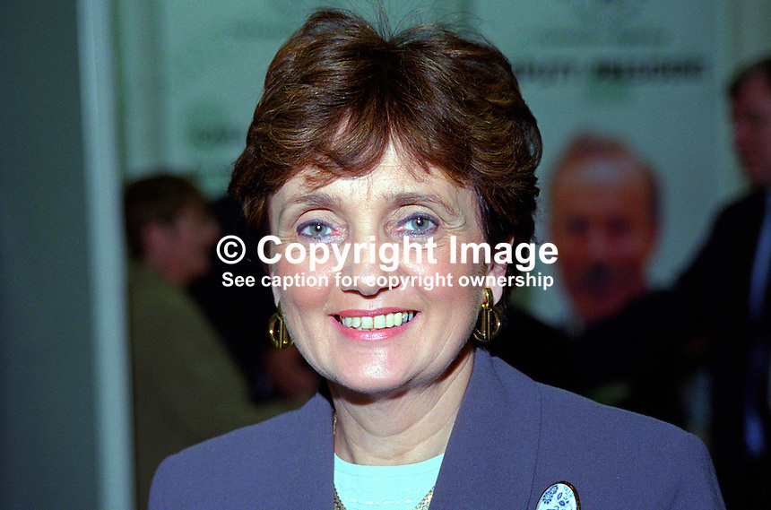 Theresa Ahearn, TD,  Fine Gael, Rep of Ireland, 199902014..Copyright Image from Victor Patterson, 54 Dorchester Park, Belfast, UK, BT9 6RJ..Tel: +44 28 9066 1296.Mob: +44 7802 353836.Voicemail +44 20 8816 7153.Skype: victorpattersonbelfast.Email: victorpatterson@mac.com.Email: victorpatterson@ireland.com (back-up)..IMPORTANT: If you wish to use this image or any other of my images please go to www.victorpatterson.com and click on the Terms & Conditions. Then contact me by email or phone with the reference number(s) of the image(s) concerned.