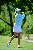 Cristie Kerr (USA) watches her tee shot on 13 during round 1 of  the Volunteers of America Texas Shootout Presented by JTBC, at the Las Colinas Country Club in Irving, Texas, USA. 4/27/2017.<br /> Picture: Golffile | Ken Murray<br /> <br /> <br /> All photo usage must carry mandatory copyright credit (&copy; Golffile | Ken Murray)