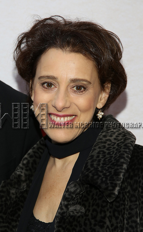 Judy Kuhn attends the Broadway Opening Night Performance of  'Indecent' at The Cort Theatre on April 18, 2017 in New York City.
