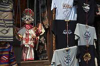 Souvenir shop in Bhaktapur Nepal