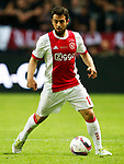 Amin Younes of Ajax during the UEFA Europa League Final match at the Friends Arena, Stockholm. Picture date: May 24th, 2017.Picture credit should read: Matt McNulty/Sportimage