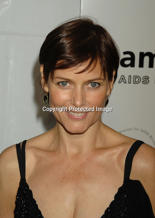 Carey Lowell ..arriving at The amFAR 2007 Gala at Ciprianis 42nd Street..on January 31, 2007. The Honorees were Sharon Stone, ..John Demsey and Bill Roedy..Robin Platzer, Twin Images