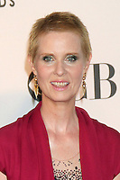 Cynthia Nixon at the 66th Annual Tony Awards at The Beacon Theatre on June 10, 2012 in New York City. Credit: RW/MediaPunch Inc. NORTEPHOTO.COM