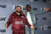 "LOS ANGELES - FEB 8:  DJ Khaled, Sean Combs, Diddy at the ""The Four"" Season 1 Finale Viewing Party at Delilah on February 8, 2018 in West Hollywood, CA"