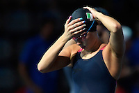 Stefania Pirozzi Italia Women's 400m Individual Medley <br /> Swimming - Nuoto <br /> Barcellona 4/8/2013 Palau St Jordi <br /> Barcelona 2013 15 Fina World Championships Aquatics <br /> Foto Andrea Staccioli Insidefoto