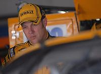 Apr 27, 2007; Talladega, AL, USA; Nascar Nextel Cup Series driver Matt Kenseth (17) during practice for the Aarons 499 at Talladega Superspeedway. Mandatory Credit: Mark J. Rebilas