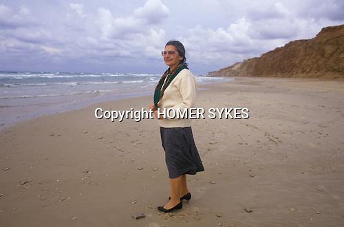 Ida Nudel Israel 1980s