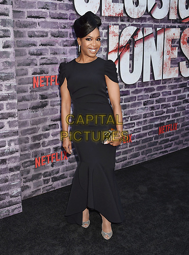 """HOLLYWOOD, CA - MAY 28: Jessica Frances Duke attends a Special Screening Of Netflix's """"Jessica Jones"""" Season 3 at ArcLight Hollywood on May 28, 2019 in Hollywood, California.<br /> CAP/ROT/TM<br /> ©TM/ROT/Capital Pictures"""