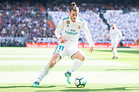 Real Madrid Gareth Bale during La Liga match between Real Madrid and Atletico de Madrid at Santiago Bernabeu Stadium in Madrid, Spain. April 08, 2018. (ALTERPHOTOS/Borja B.Hojas) /NortePhoto NORTEPHOTOMEXICO