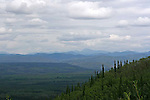 "FROM THE ""TOP OF THE WORLD HIGHWAY"" THE YUKON, CANADA"