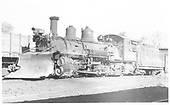 Leased D&amp;RGW K-27 #464 in Ridgway yard.<br /> RGS  Ridgway, CO