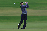 Rhys Enoch (WAL) on the 5th fairway during Round 4 of the Challenge Tour Grand Final 2019 at Club de Golf Alcanada, Port d'Alcúdia, Mallorca, Spain on Sunday 10th November 2019.<br /> Picture:  Thos Caffrey / Golffile<br /> <br /> All photo usage must carry mandatory copyright credit (© Golffile | Thos Caffrey)