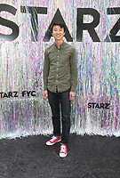 CENTURY CITY, CA - June 2: Bing Liu, at Starz FYC 2019 — Where Creativity, Culture and Conversations Collide at The Atrium At Westfield Century City in Century City, California on June 2, 2019. <br /> CAP/MPIFS<br /> ©MPIFS/Capital Pictures