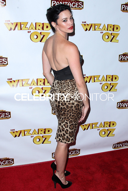 """HOLLYWOOD, CA - SEPTEMBER 18: Jessica Sutta arrives at """"The Wizard Of Oz"""" Opening Night held at the Pantages Theatre on September 18, 2013 in Hollywood, California. (Photo by Xavier Collin/Celebrity Monitor)"""