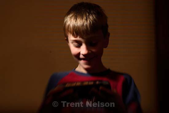 Nathaniel Nelson. Salt Lake City - Noah's 11th birthday party; 1.15.2007