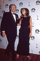 Jennifer Aniston & Father John Aniston <br /> 1995 by Jonathan Green
