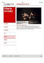 Black Grace, Minoi, Assembly Rooms, EdFringe, Times 18.08.14.