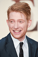 Domhnall Gleeson at the World Premiere of &quot;Goodbye Christopher Robin&quot; at the Odeon Leicester Square, London, UK. <br /> 20 September  2017<br /> Picture: Steve Vas/Featureflash/SilverHub 0208 004 5359 sales@silverhubmedia.com