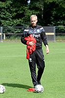 MARIENHOF - Voetbal, Trainingskamp FC Groningen , seizoen 2017-2018, 13-07-2017, assistent trainer peter Hoekstra