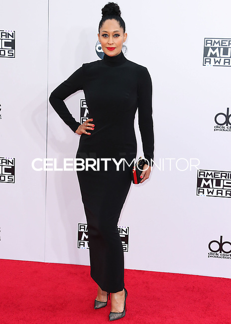 LOS ANGELES, CA, USA - NOVEMBER 23: Tracee Ellis Ross arrives at the 2014 American Music Awards held at Nokia Theatre L.A. Live on November 23, 2014 in Los Angeles, California, United States. (Photo by Xavier Collin/Celebrity Monitor)