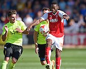 08/08/2015 Sky Bet League 1 Fleetwood Town v Southend United<br /> Jamille Matt