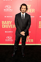 "LOS ANGELES - JUN 14:  Edgar Wright at the ""Baby Driver"" Premiere at the The Theater at Ace Hotel on June 14, 2017 in Los Angeles, CA"