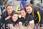TAKING PART: Simonne McCarthy, Elaine O'Donoghue, Aisling O'Donoghue and Linda Daly from Muckross rowing club enjoying themselves at the regatta in Killorglin on Saturday.   Copyright Kerry's Eye 2008